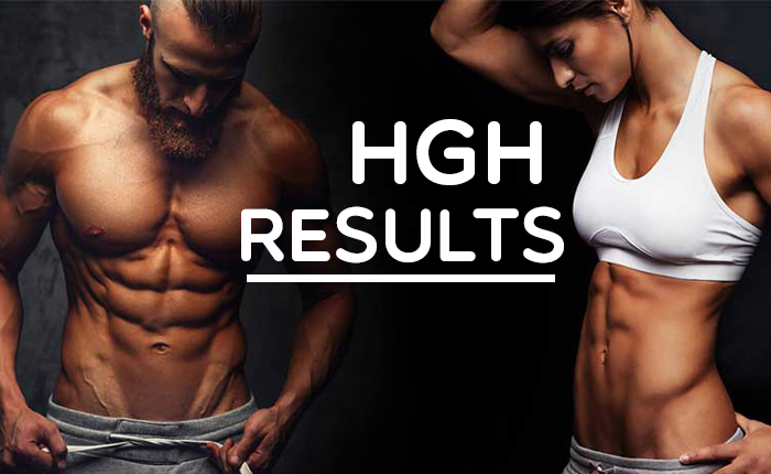 different types of hgh injections results